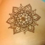 Mandala Henna Puerto Rico