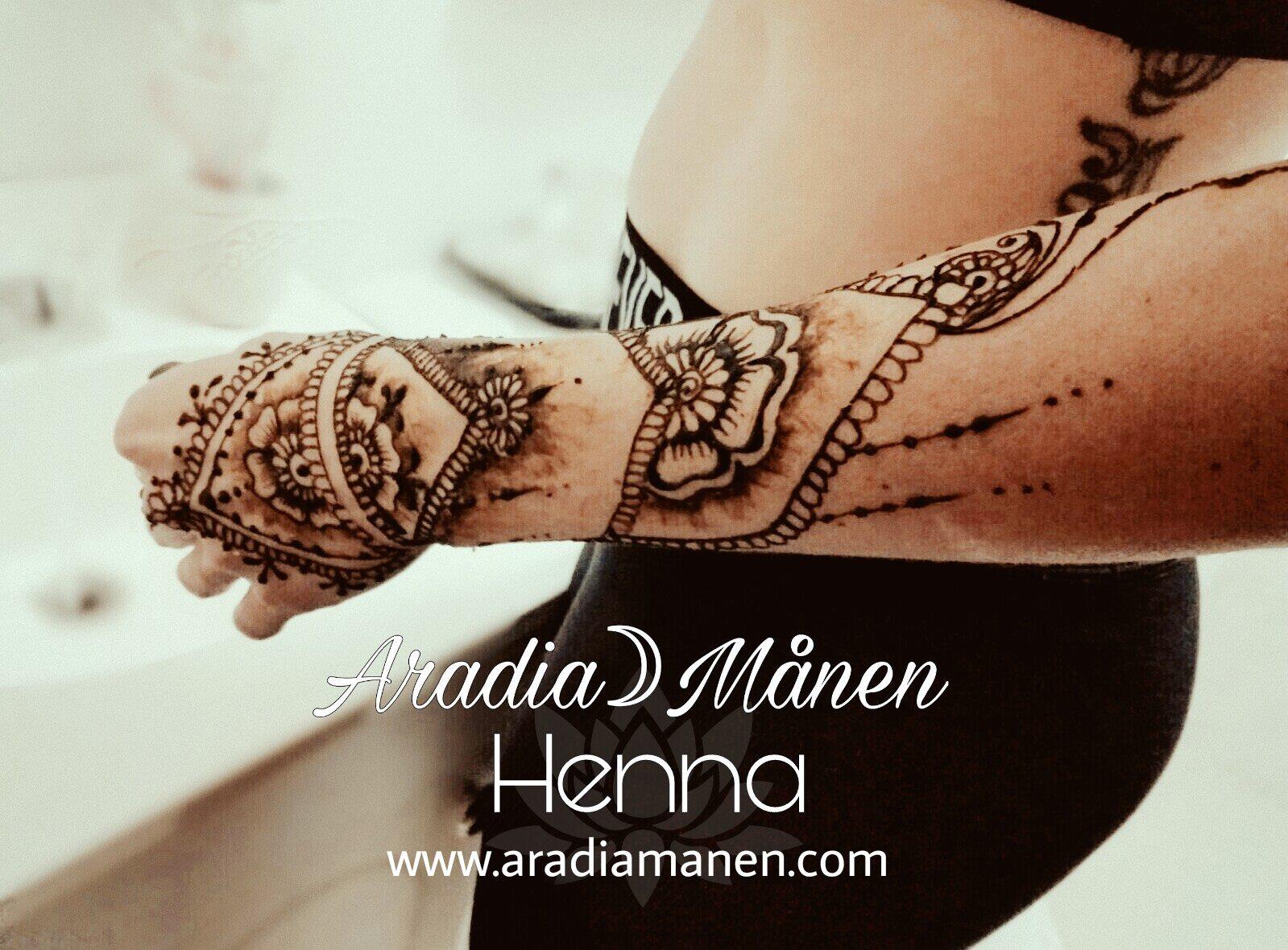Aradia m nen henna puerto rico for Henna tattoo in puerto rico